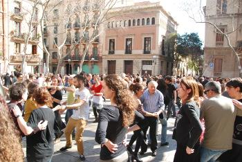 stage-verre-bal_à_Gracia_Barcelone