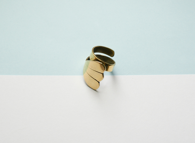 Laura Parisot : Bague MLH