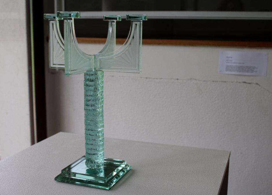 Maud Spisser - sujet MAF décoration sur verre 2016