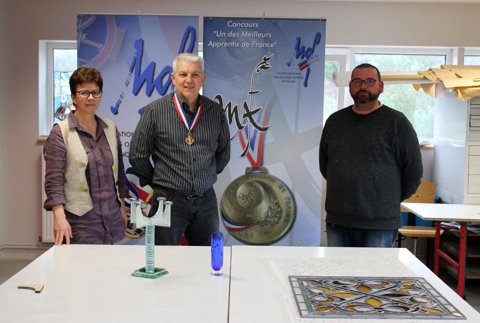 Jury du concours MAF sur le plan régional