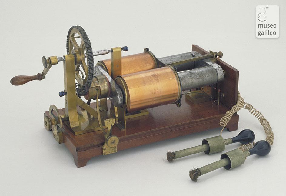 machine de Duchenne de Boulogne