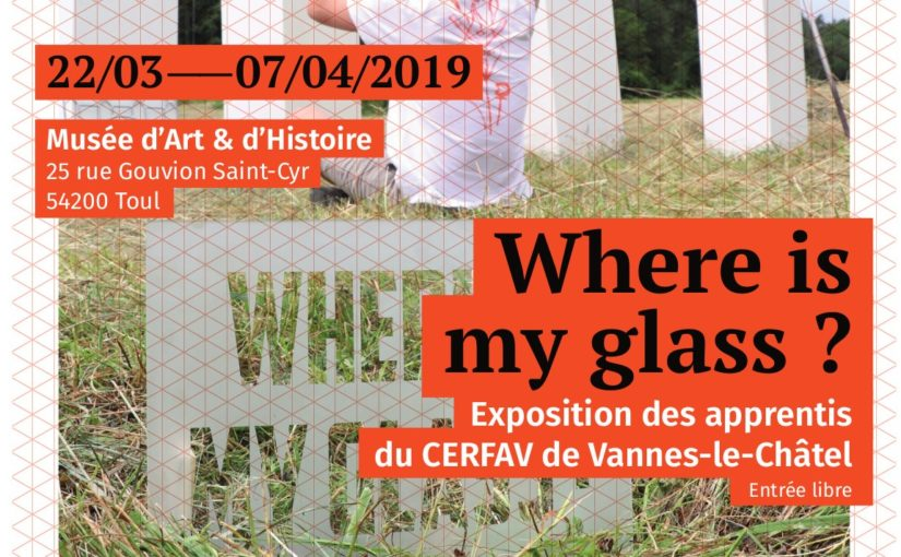 [Expo] « Where is my glass ? »