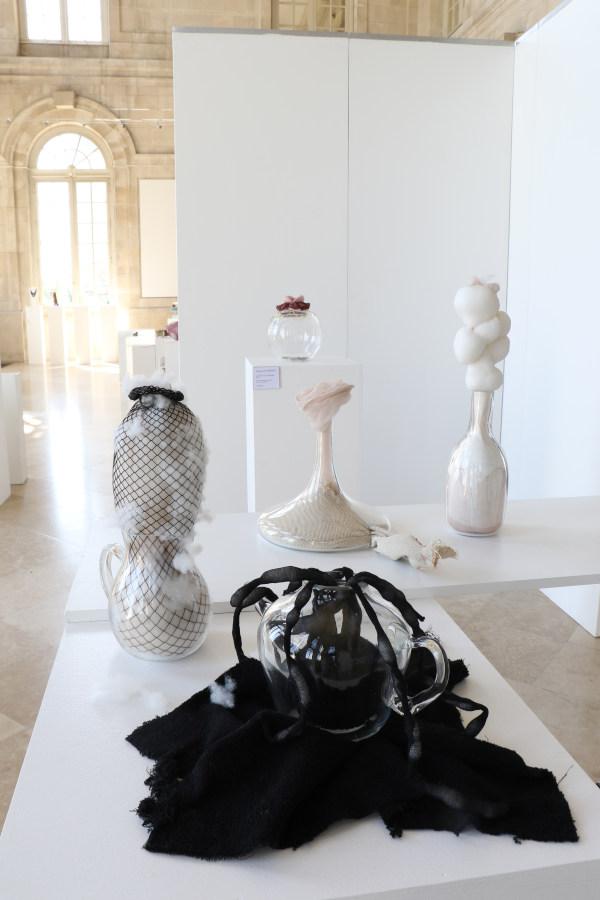 Fabienne Schneider, concepteur createur promotion 2019, Cerfav, verre